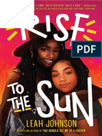 Rise to the Sun Excerpt