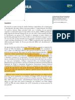 Carta de Conjuntura do IPEA nº 45 - 4º trimestre de 2019