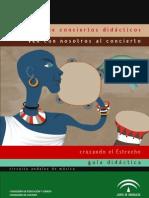 Instrumentos y música africana