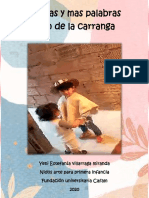 palabras y mas palabras al son de la carranga. Estefania Villarraga