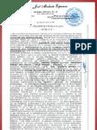 ACTA CONSTITUTIVA, FCOARQ