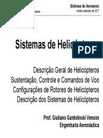10R - Sistemas de Helicópteros