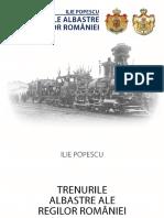 Trenurile Albastre Ale Regilor Romaniei
