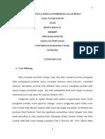 tugas prof. munirPOTENSI AZOLLA SEBAGAI PEMBERSIH  TIMBAL