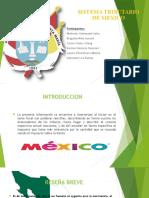 SISTEMA TRIBUTARIO DE MEXICO