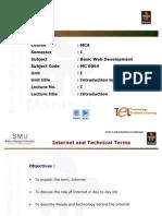 MC0064_-UNIT-1-Lecture-01