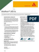 Sikafloor -263 Sl
