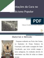 Representações da Cura no Catolicismo Popular
