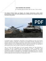 Tensões da Ucrânia