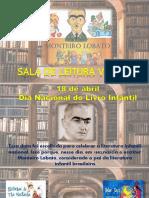 Sala Monteiro Lobato