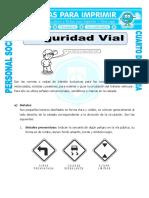 Ficha-Que-es-Seguridad-Vial-para-Cuarto-de-Primaria