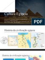 Cultura Egípcia
