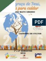 Caderno de Cultos 2016_Sínodo Mato Grosso