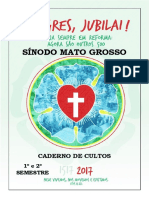 Caderno de Cultos 2017_Sínodo Mato Grosso