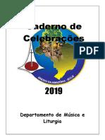 Caderno de Cultos 2019_Sínodo Amazonia