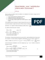 Analyselastique Linaireavecredistributionseloneurocode2 150909082726 Lva1 App6892