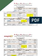 Planning L1 IRT-Avédji,12 au 24 Avril 2021
