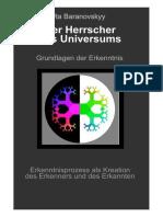 Baranovskyy, Uta - Der Herrscher Des Universums - Grundlagen Der Erkenntnis