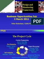 ADB General - 3 Design & Monitoring Framework v2 - Peter Robertson