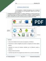 UNIDAD 1 - Sistemas Operativos