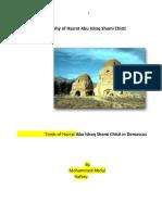 Biography of Hazrat Abu Ishaq Shami Chisti