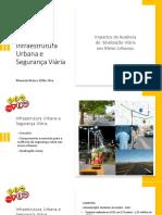 Apresentação - Infraestrutura Urbana e Segurança Viária