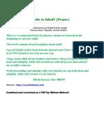 A guide to SALAT by Muhammad Abdul Karim Saqib