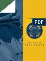 Amosup Member Privileges