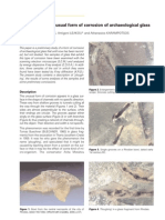 Lampropoulos V. Et Al. Ploughing Unusual Corrosion Archaeological Glass