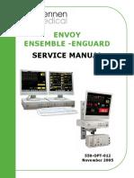 Mennen Envoy - Service Manual
