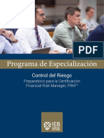 Brochur Progra Especial IEB frm