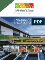 Pacto Pelo Saneamento Básico Iniciando o Diálogo