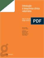 Bioquimica Clinica Veterinária