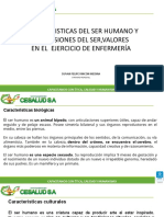 PPT VALORES HUMANOS CESALUD
