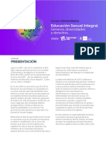 Educa c i on Sexual Integral