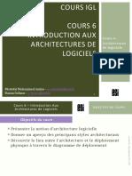 igl-cours6-architecturedelogiciels-120108145231-phpapp02