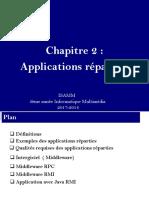 Chapitre 2 Applications Reparties