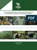 Guia de Orientacao Manejo Especies Exoticas Invasoras Ucs 2019 v3