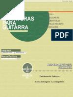 Matos Rodriguez - La Cumparsita   Partituras Para Guitarra