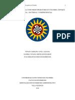 EL DICTAMEN PERICIAL COMO MEDIO PROBATORIO EN COLOMBIA