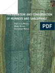 Nicola, G.L. Et Al. Conservation of Mummies and Sarcophagi. 2008