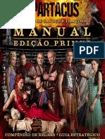 Spartacus Um Jogo d Regras Deluxe Da Kronos Em Po 80916