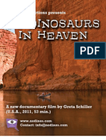 No Dinosaurs in Heaven Press Kit