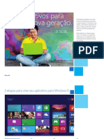 Develop Win8 Apps Getting Started Guide ELMS PT-BR