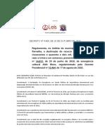 Decreto 4466 2020 de Santana de Parnaíba SP