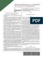 DL 22-04-2021 n 52 Misure Urgenti x La Graduale Ripresa Delle Attività Economiche e Sociali