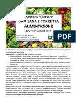 Sana e Corretta Alimentazione PDF