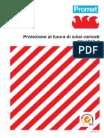 Catalogo tecnico - Solai Caricati