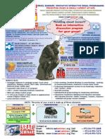 Israel Seminars May 2011