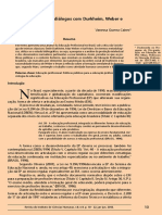 Educação Profissional diálogos com Durkheim, Weber e Marx